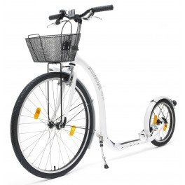 Kickbike City White G4